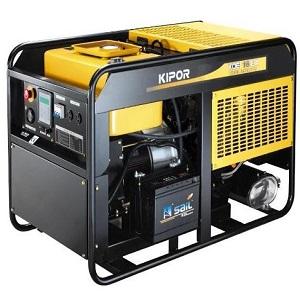Дизельный генератор KIPOR KDE16EA