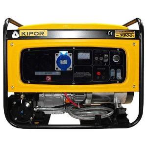 Газовая электростанция Kipor KNE5500E