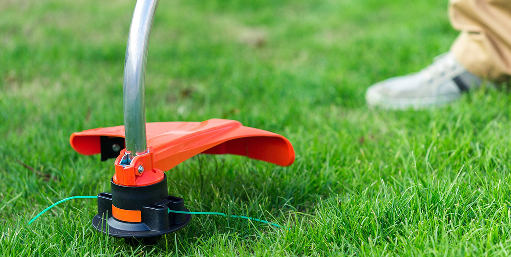 триммер для травы фото
