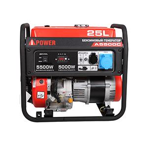 Бензиновый генератор A-iPower A5500C фото