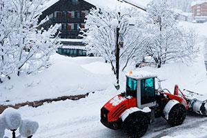 снегоуборочная машина фото