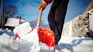 лопата для снега фото