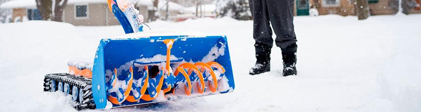снегоуборщик гусеничный фото