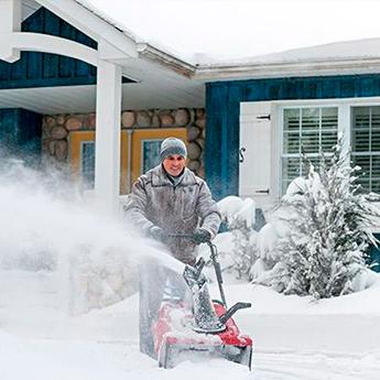 снегоуборщик фото