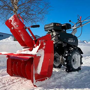 снегоуборщик на мотоблок фото