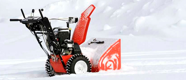 снегоуборщики фара фото