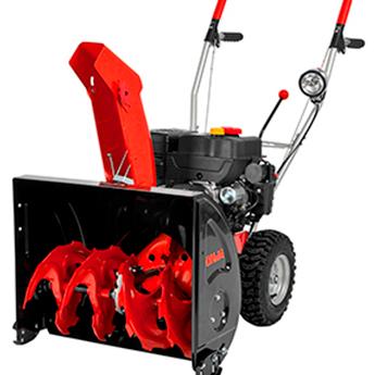 трактор снегоуборщик фото