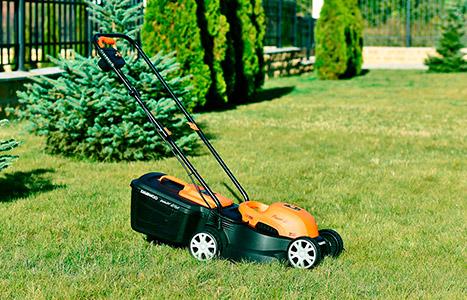 газонокосилка для травы фото