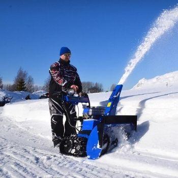 как починить снегоуборщик фото